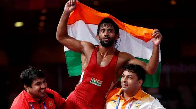 Asian Games 2018 Bajrang Punia Wins India S First Gold