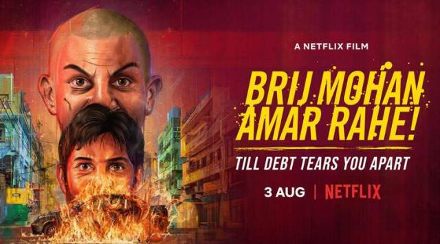 Brij Mohan Amar Rahe review: The Arjun Mathur starrer tries too hard to be different