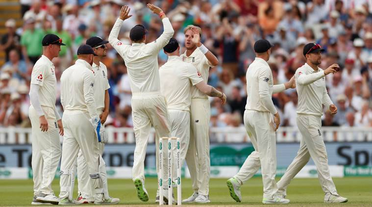 India Vs England 1st Test Highlights India End Day 3 At