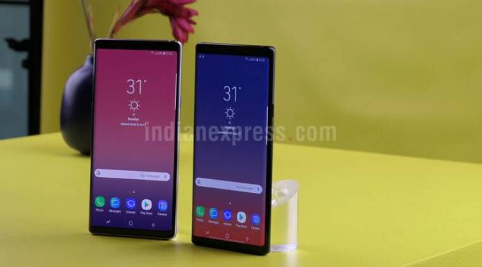 Samsung Galaxy Note 9, Galaxy Note 9 price in India, Samsung Galaxy Note 9 Airtel offer, Galaxy Note 9 features, Galaxy Note 9 specifications, Galaxy Note 9 how to book  Samsung Galaxy Note 9 for pre-order at down payment of Rs 7,900 on Airtel store galaxynote9 9 big1