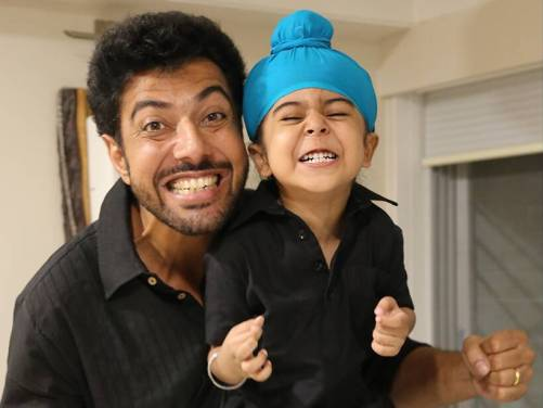 Chef Ranveer Brar I want my son to cook me a biryani before he's five Parenting News The Indian Express