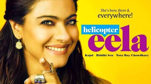 Helicopter Eela trailer to be out on Kajols birthday
