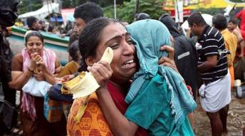 Image result for relief camp flood kerala