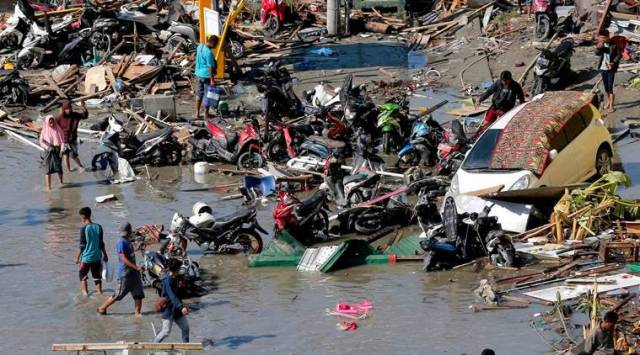 Watch: Shocking videos emerge as death toll in Indonesia tsunami rises to 832