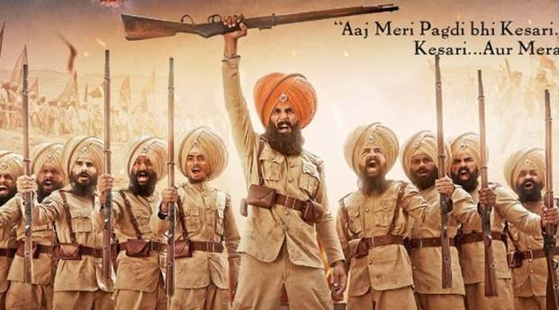 Kesari Movie Story Review Trailer Cast Story Business Expectation