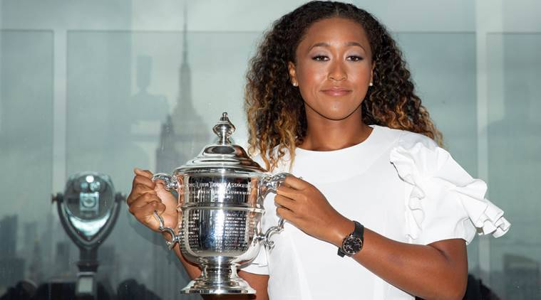 Naomi Osaka opens up on US Open final controversy and her celebrity crush at chat show