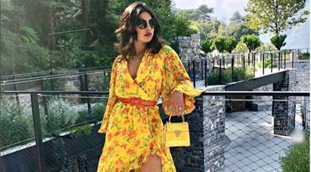 Priyanka Chopras latest look is a riot of colours, but not in a good way