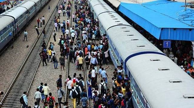 RRB Group D exam city, shift details released; check exam date, admit card release, mock test, syllabus