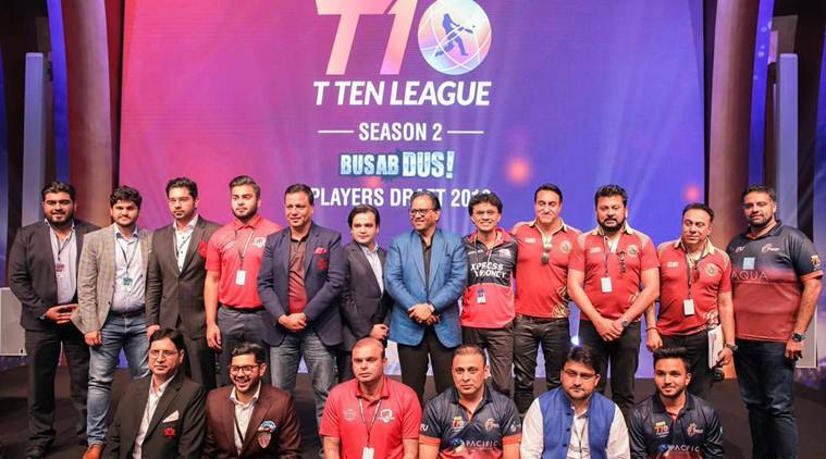 Big names of world cricket to feature in 2nd T10League