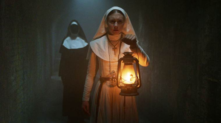 the nun box office collection day 2