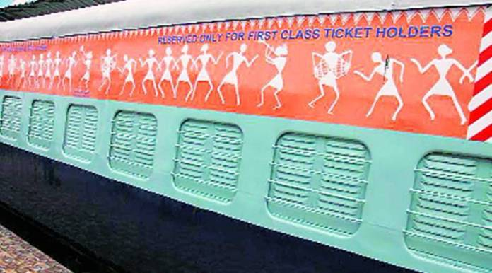 Western Railway plans to re-introduce first class coach with new amenities train759