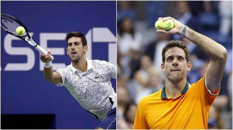 US Open 2018 Final Live Score Streaming: US Open 2018 Final Live: Novak Djokovic 2-1 Juan Martin Del Potro, second set