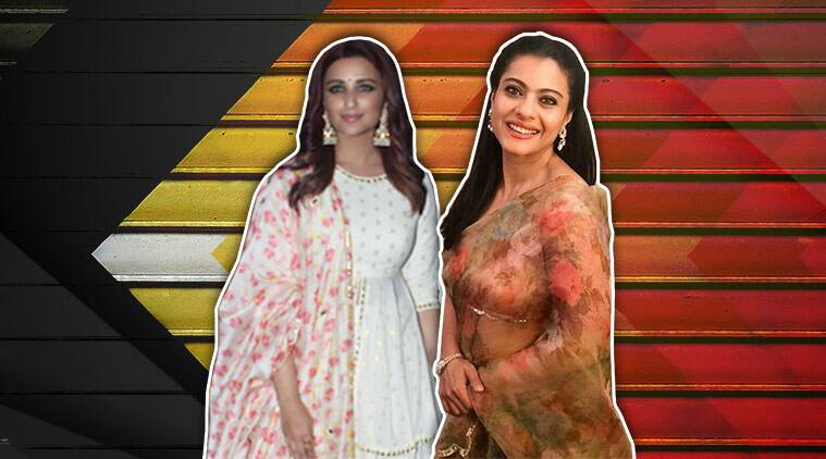 Parineeti Chopra and Kajol bring in the festive cheer in ethnic outfits