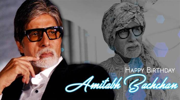 Happy Birthday, Amitabh Bachchan: 5 lifestyle habits of the megastar that will leave youinspired