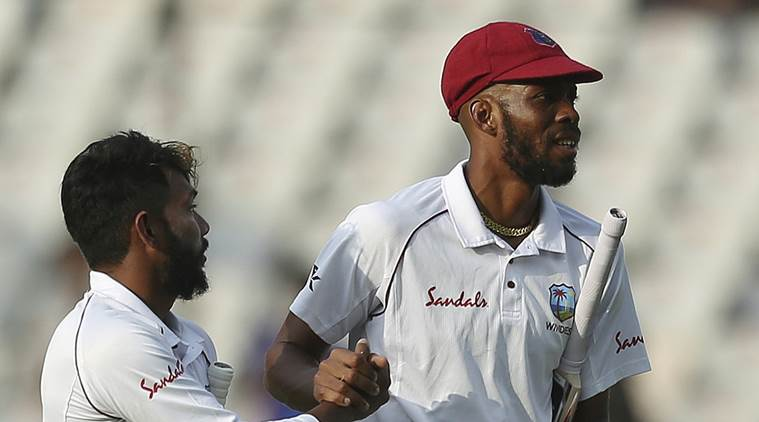 India vs West Indies 2nd Test, Day 1: Chase is on, but Windies still behind in race