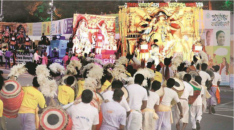 Kolkata: curtains down on Durga Puja with grand immersion carnival