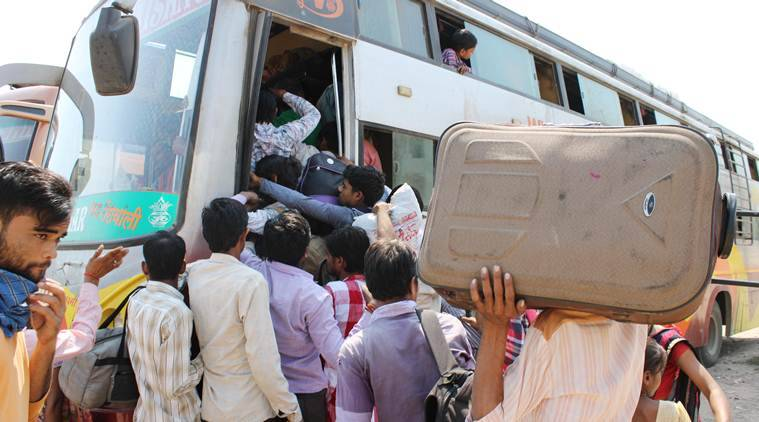 Gujarat's image should remain blemish-free: State education minister on migrant attacks