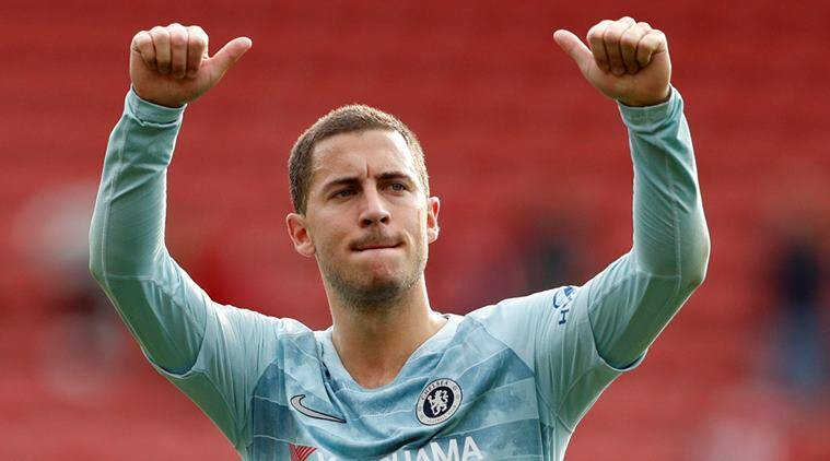 Chelsea winger Eden Hazard reiterates Real Madrid dream