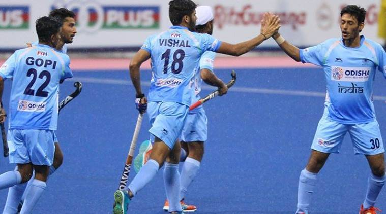 India maul New Zealand 7-1 in Sultan of Johor Cup hockey