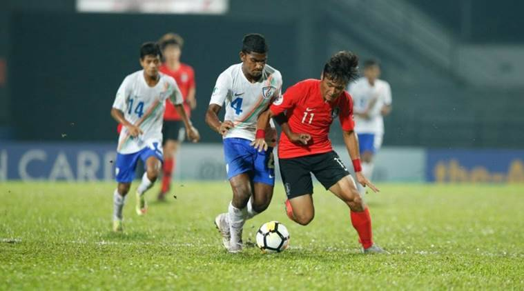 The world hasn't ended for us: India U-16 coachBibiano Fernandes