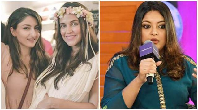 Neha Dhupia on Tanushree Dutta-Nana Patekar incident: Why she has woken up ten years later is not the point