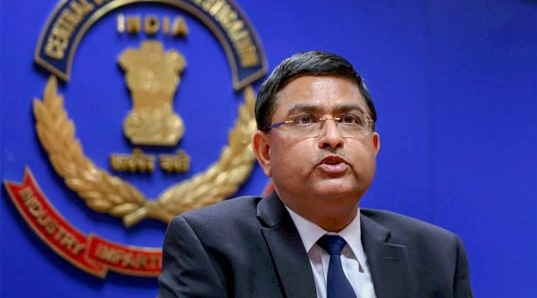 Within a year, CVC gave two opposite orders on note against Rakesh Asthana