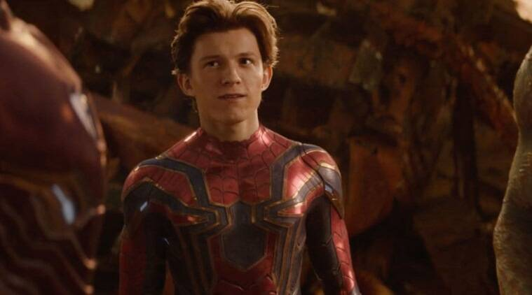 avengers 4 is spider