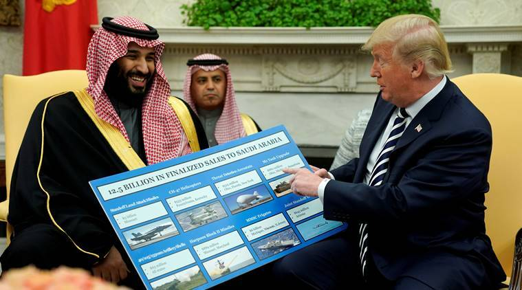'I love the Saudis': Donald Trump's business ties to kingdom run deep