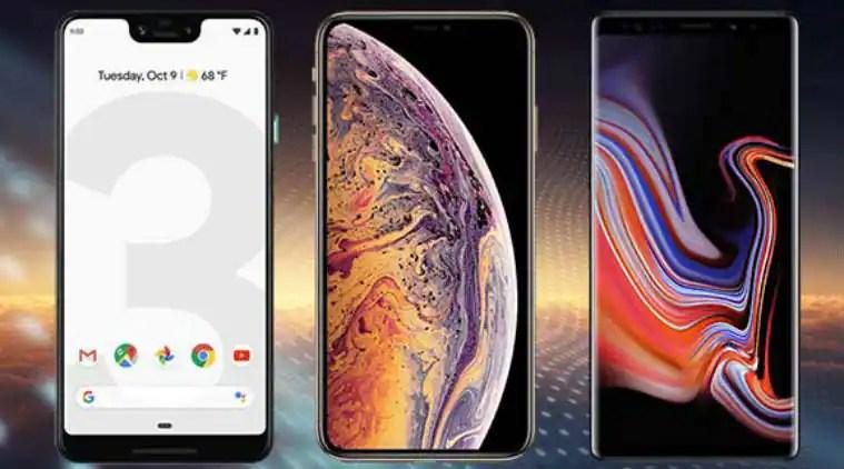 Google Pixel 3, Pixel 3, Überhitzungsproblem, Pixel 3-Audioprobleme, Google Pixel 3-Anzeigeprobleme, Apple iPhone XR, iPhone XR Beautygate, iPhone XS-Ladeproblem, Apple iOS 12.1, Samsung Galaxy S9-Anzeigeprobleme, Samsung S9 + undichte Anzeige, Anzeige Probleme mit Pixel 3