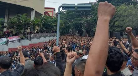 Protests in Mizoram seek CEO removal, election panel sends team