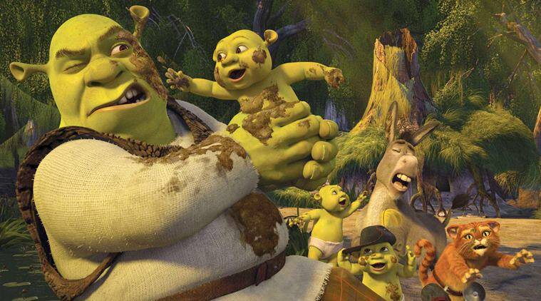 shrek film series to get a reboot