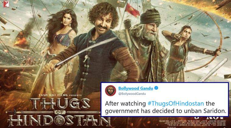 Thugs Of Hindostan Audience Review Netizens Troll The
