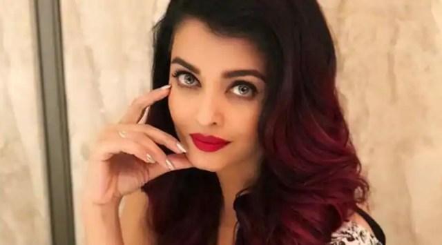 Aishwarya Rai Bachchan on social media