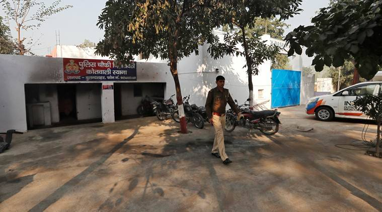 Two minors questioned in connection withBulandshahr violence