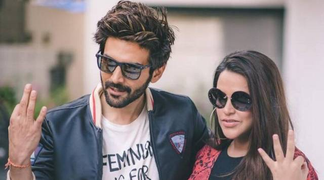 kartik aaryan talks about sara ali khan