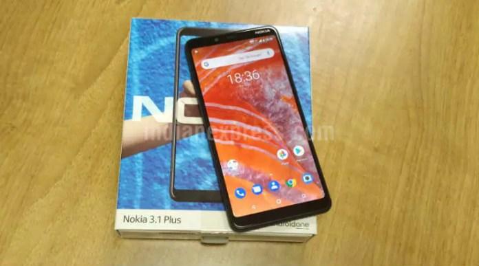Nokia 3.1 Plus, Nokia 3.1 Plus review, Nokia 3.1 Plus price, Nokia 3.1 Plus price in India, Nokia 3.1 Plus specifications, Nokia 3.1 Plus features