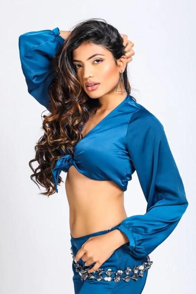 urvi shetty India's Next Top Model 4