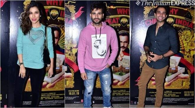 Why Cheat India Screening: Pooja Hegde, Radhika Madaan And Others In Attendance