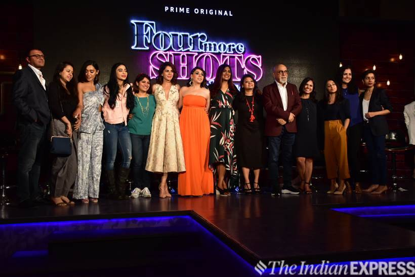Four More Shots Please! trailer launch | Entertainment Gallery News. The Indian Express