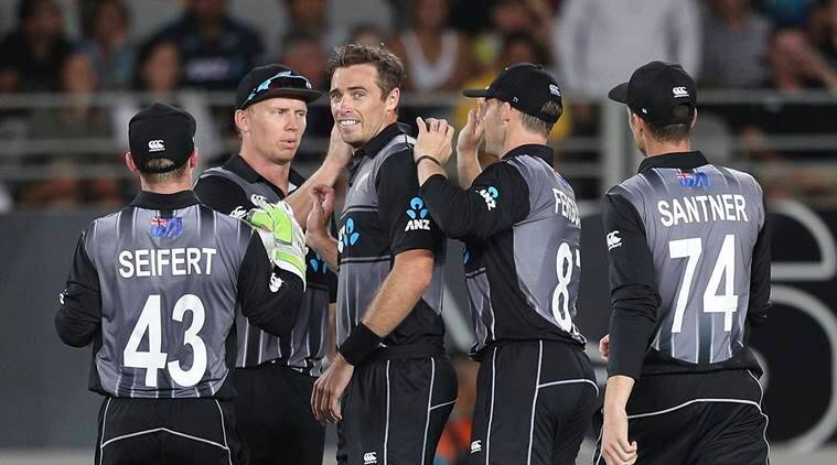 New Zealand Name 14-member Odi Squad To Face India