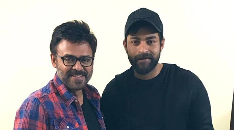 F2 Actor Varun Tej: It Was A Fantastic Experience To Work With Venkatesh