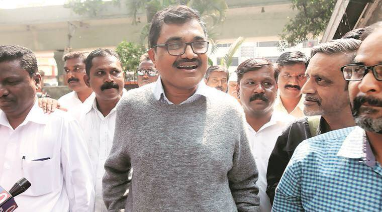 Teltumbde questioned by Pune police again