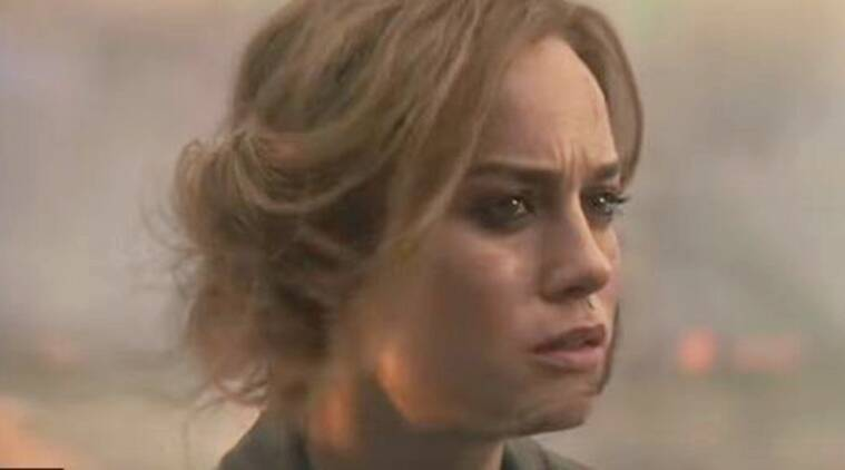 Captain Marvel New Clip: The Krees And Skrulls Fight It Out