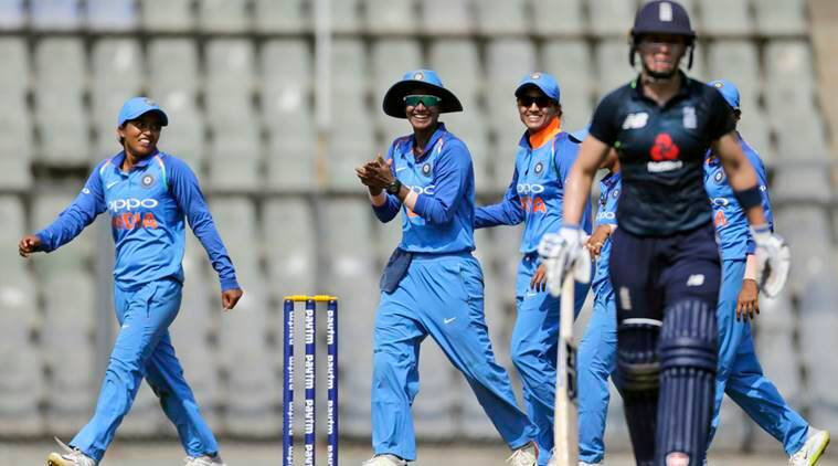 Ind Vs Eng 1st Women Odi Highlights: India Win By 66 Runs