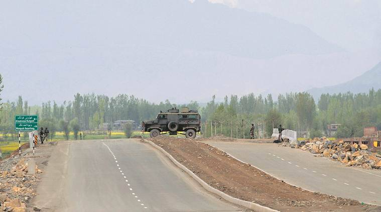 Explained: The Challenge In Moving Security Forces In Jammu And Kashmir