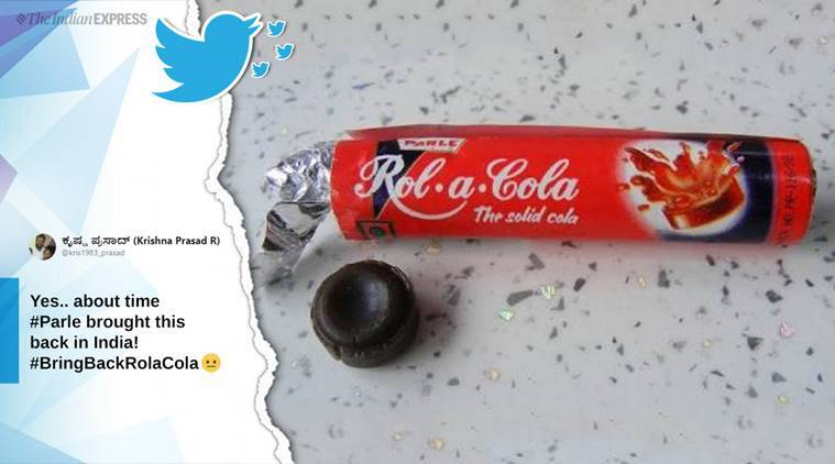 Netizens Request Parle To #bringbackrolacola; Here Is How The Company Responded