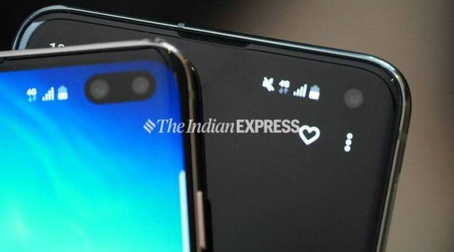 Samsung, Samsung Galaxy S10, Samsung Galaxy S10+, Samsung Galaxy S10e, Samsung Galaxy S10 bezel, Infinity O, Samsung Galaxy S10 Infinity O display, Samsung Galaxy S10 new feature
