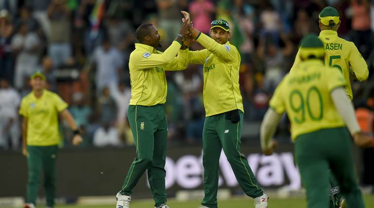 South Africa End Pakistan S Record Run Of T20 Series Wins