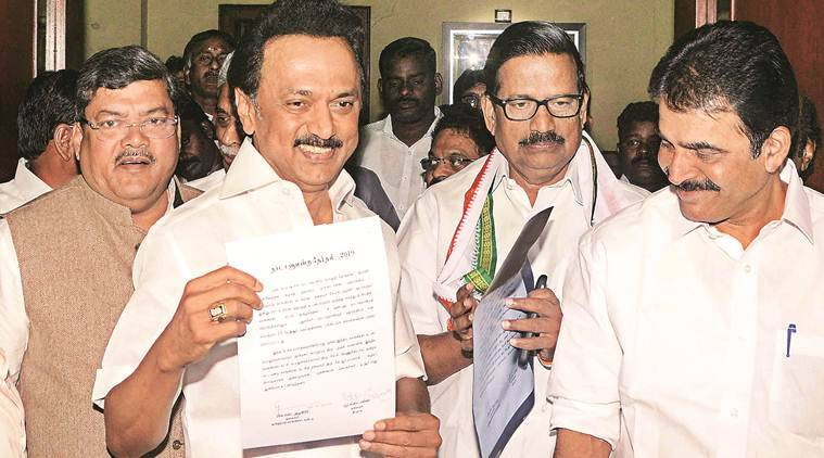 Pact With Dmk Finalised, Congress Gets 10 Seats In Tamil Nadu, Puducherry