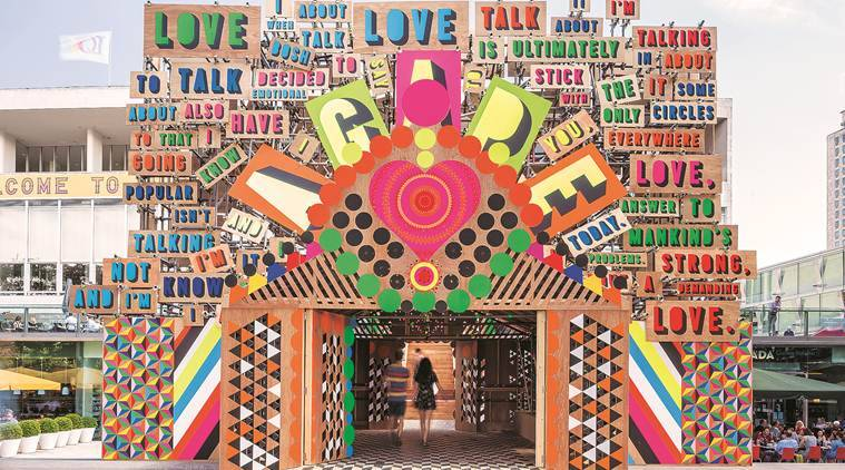 London-based Graphic Artist Morag Myerscough On Working With Colour And Communities
